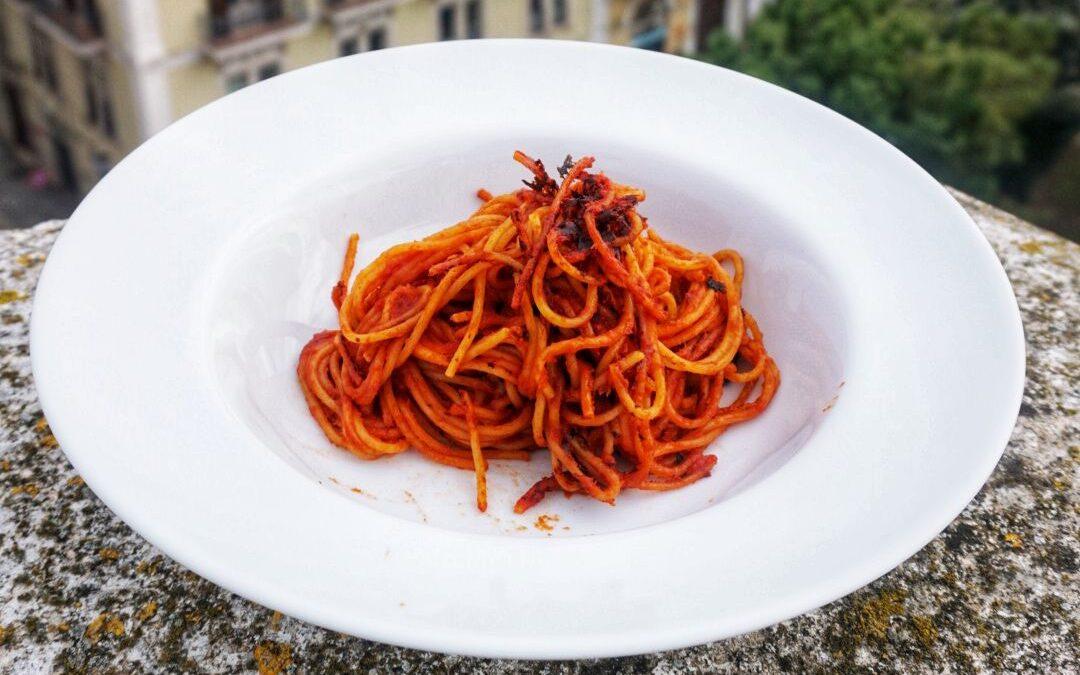 Spaghetti all'assassina come farli senza sbagliare